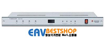 [EAV]TUM-F710 Modulator 진폭변조기(인접 전채널 가변형/고급형)